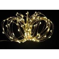 #12010737  30 LED COPPER STRING LIGHT - WARM WHITE