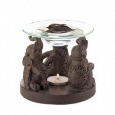 #10017308 ELEPHANT OIL WARMER