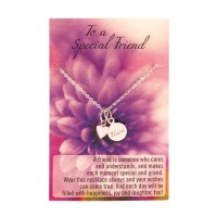 #14756 I LOVE YOU FRIEND NECKLACE