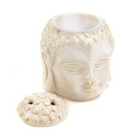 #10015345 - Peaceful Buddha Oil Warmer
