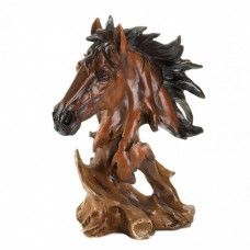#10015816 - SPIRIT OF THE STALLION BUST