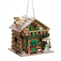 # 10016096 HOLIDAY MOUNTAIN LODGE BIRDHOUSE