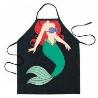 #102010363  LITTLE MERMAID ARIEL APRON