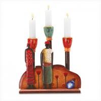 # 34294 - African Women Candleholder