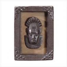 # 35378 - Framed African Tribal Mask