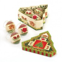 # 10016078  CHRISTMAS TREE ORNAMENT SET