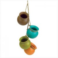 #37733 Dangling Mini Pots