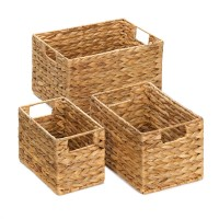 #10015228 Rectangular Nesting Baskets