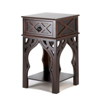 #10015465 MOROCCAN-STYLE SIDE TABLE