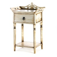 #10015466 SHABBY ELEGANCE SIDE TABLE