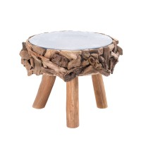 #10015509 DRIFT WOOD STOOL