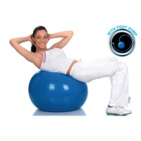 #10015561 EXERCISE BALL WITH PUMP
