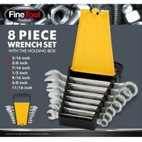 #10015737 8-PIECE WRENCH SET