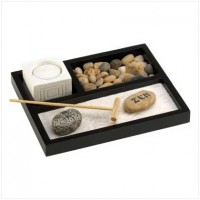 #10013053 Tabletop Zen Garden Kit